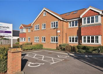 Thumbnail 2 bed flat to rent in Newman Court, Staines Road West, Ashford, Middlesex