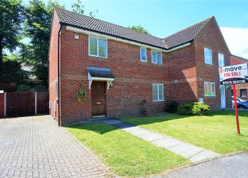 Thumbnail 3 bedroom semi-detached house for sale in Barnfield, Gravesend, Kent