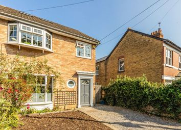 Thumbnail 4 bed property for sale in Windmill Road, Hampton Hill, Hampton