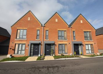 Thumbnail 3 bed terraced house for sale in Badger Place, Bordon