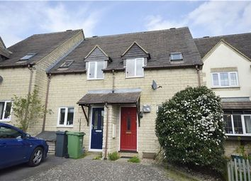 Thumbnail 2 bed terraced house for sale in Foxes Close, Chalford, Stroud, Gloucestershire