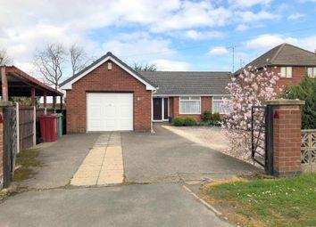 Thumbnail 3 bedroom detached bungalow for sale in Alfreton Road, South Normanton, Alfreton