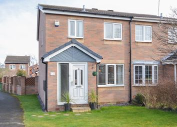 Thumbnail 3 bed semi-detached house for sale in Bransdale Mews, Altofts, Normanton