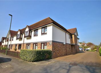 Thumbnail 1 bed flat for sale in Abbey Road, Chertsey, Surrey
