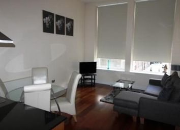 Thumbnail 1 bedroom flat to rent in Ingram Street, Glasgow