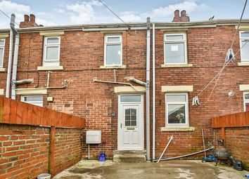 Thumbnail 2 bed terraced house for sale in Clavering Place, Annfield Plain, Stanley