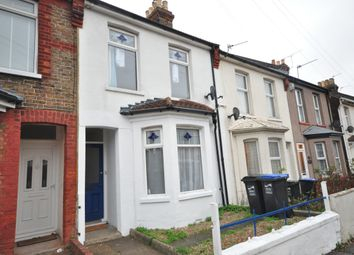 Thumbnail 2 bed terraced house to rent in Cecilia Road, Ramsgate