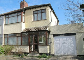 Thumbnail 3 bedroom semi-detached house for sale in Hunts Cross Avenue, Liverpool, Merseyside