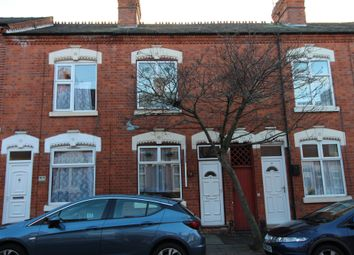 Thumbnail 2 bed terraced house for sale in Highfields, Leicester, Leicestershire