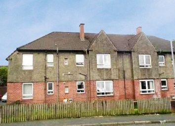 Thumbnail 4 bedroom flat for sale in Emrys Avenue, Cumnock, Ayrshire