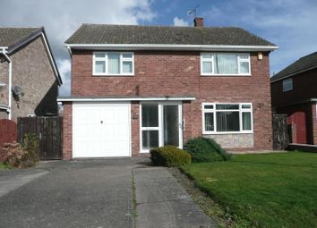 Thumbnail 4 bed detached house to rent in Admaston Road, Wellington, Telford