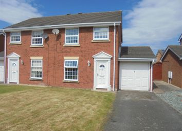 Thumbnail 3 bedroom semi-detached house for sale in Crowdale Road, Shawbirch, Telford