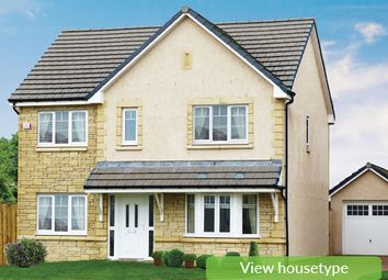 Thumbnail 4 bedroom detached house for sale in The Cairngorm, Off Oakley Road, Saline, Dunfermline, Fife