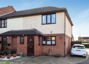 Thumbnail 2 bed semi-detached house for sale in Grevel Close, Spalding