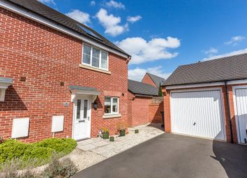 Thumbnail 3 bed semi-detached house for sale in Tay Drive, Rushden