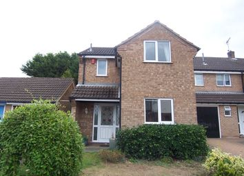 Thumbnail 3 bed detached house to rent in Greendale Close, Warsop, Mansfield