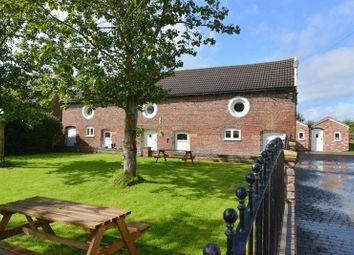 3 bed barn conversion for sale in Plant Lane, Moston Green, Sandbach CW11
