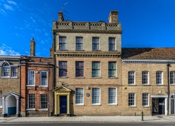 Thumbnail 5 bed town house for sale in King Street, King's Lynn, Norfolk