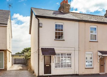 Thumbnail 2 bed end terrace house for sale in Dunton Green, Sevenoaks
