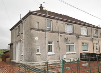 Thumbnail 2 bed flat for sale in Sinclair Street, Stevenston, North Ayrshire