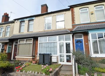 Thumbnail 3 bedroom terraced house for sale in Fordhouse Lane, Stirchley, Birmingham