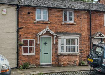 Thumbnail 2 bed terraced house for sale in Warwick Road, Henley-In-Arden, Warwickshire
