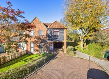 Thumbnail 4 bed semi-detached house for sale in Homestead, Singleton, Ashford