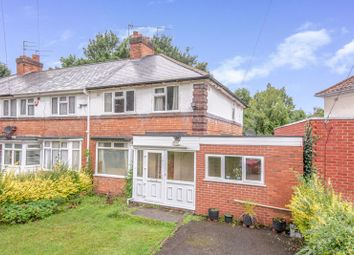 Thumbnail 3 bed semi-detached house for sale in Hilldrop Grove, Harborne, - Three Bed Semi-Detached