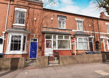 Thumbnail 3 bed terraced house for sale in Somerset Road, Handsworth, Birmingham