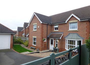 Thumbnail 4 bed detached house for sale in Discovery Close, Sleaford