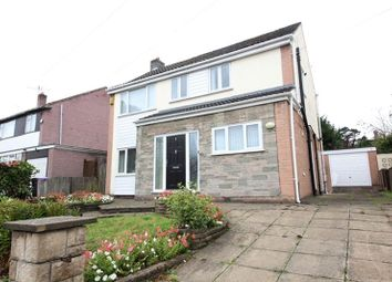 Thumbnail 3 bedroom detached house for sale in Chartmount Way, Gateacre, Liverpool