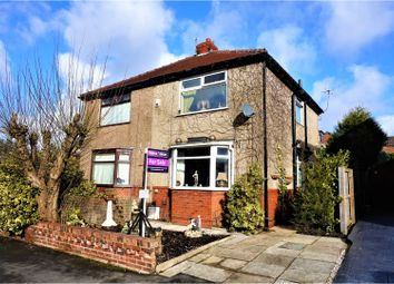 Thumbnail 2 bed semi-detached house for sale in Shaftesbury Avenue, Lostock, Bolton