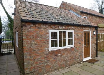 Thumbnail 1 bed cottage to rent in Stillington Road, Easingwold, York