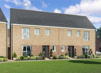 Thumbnail 2 bed semi-detached house for sale in William Penn Way, Keepers Green, Chichester, West Sussex