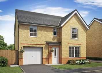 "Thumbnail 4 bed detached house for sale in ""Ripon"" at Barff Lane, Brayton, Selby"