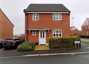 Thumbnail 3 bed detached house for sale in Flemish Crescent, Manchester