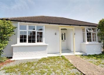 Thumbnail 2 bedroom detached bungalow to rent in Ayebridges Avenue, Egham, Surrey