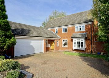 Thumbnail 4 bed detached house for sale in Rookery Close, St. Ives, Cambridgeshire