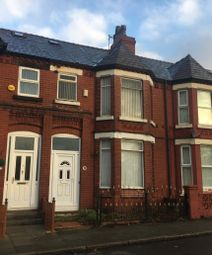 Thumbnail 4 bed terraced house for sale in Earl Road, Bootle, Merseyside