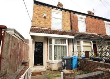 Thumbnail 2 bedroom end terrace house for sale in Floral Avenue, Rensburg Street, Hull