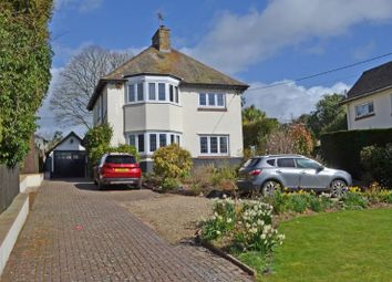 3 bed detached house for sale in Woolbrook Road, Sidmouth EX10