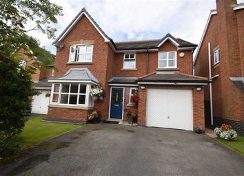 Thumbnail 4 bed detached house for sale in Charnock Moss, Lostock Hall, Preston, Lancashire