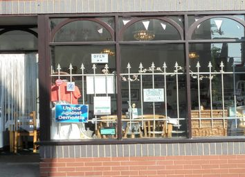 Thumbnail Restaurant/cafe for sale in Belmont Street, Swadlincote