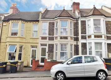 Thumbnail 3 bed terraced house for sale in Douglas Road, Horfield, Bristol