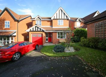 Thumbnail 4 bed detached house for sale in Paris Avenue, Winstanley, Wigan