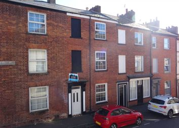 Thumbnail 4 bed terraced house for sale in Albion Street, Exmouth