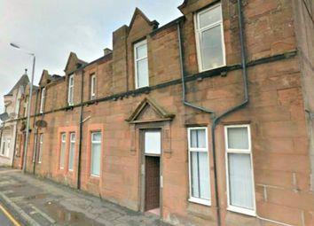 Thumbnail 1 bedroom flat for sale in Crossgates, Bellshill