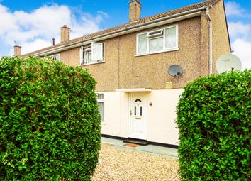 Thumbnail 3 bedroom end terrace house for sale in Carstairs Avenue, Swindon