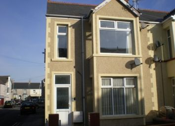 Thumbnail 2 bed flat to rent in Wellfield Avenue, Porthcawl