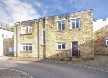 Thumbnail 2 bed town house for sale in Weavers Lane, Cullingworth, West Yorkshire